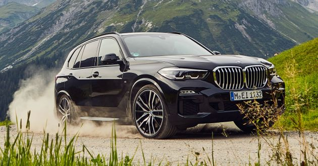 G05 BMW X5 xDrive45e iPerformance plug-in hybrid market