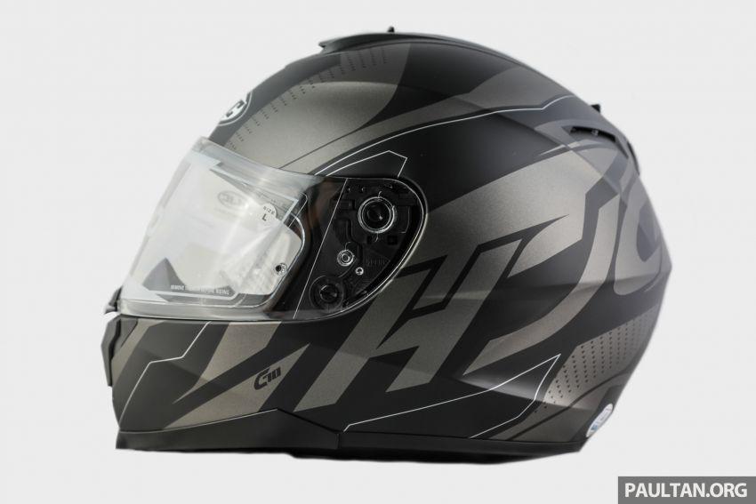 REVIEW: HJC C70 sport touring helmet, RM949 Image #1001085