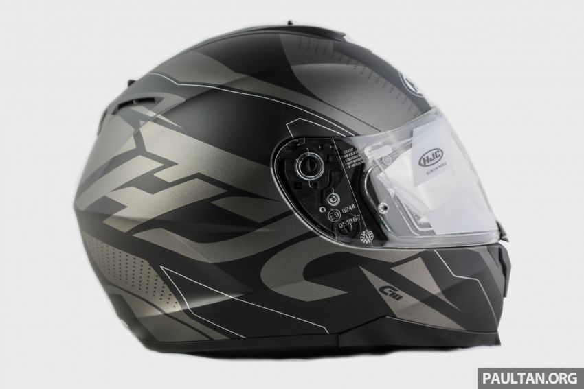 REVIEW: HJC C70 sport touring helmet, RM949 Image #1001089