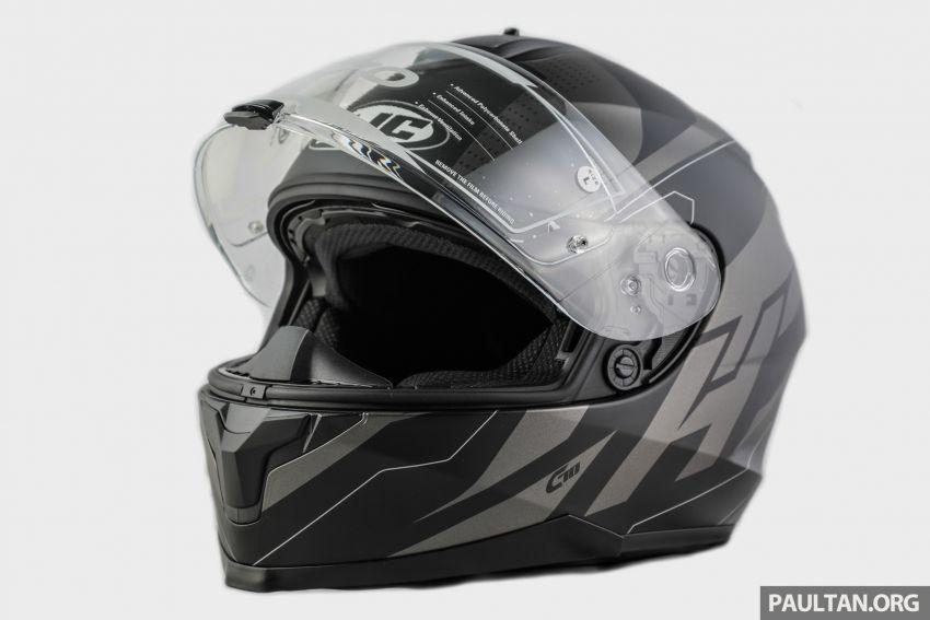 REVIEW: HJC C70 sport touring helmet, RM949 Image #1001097