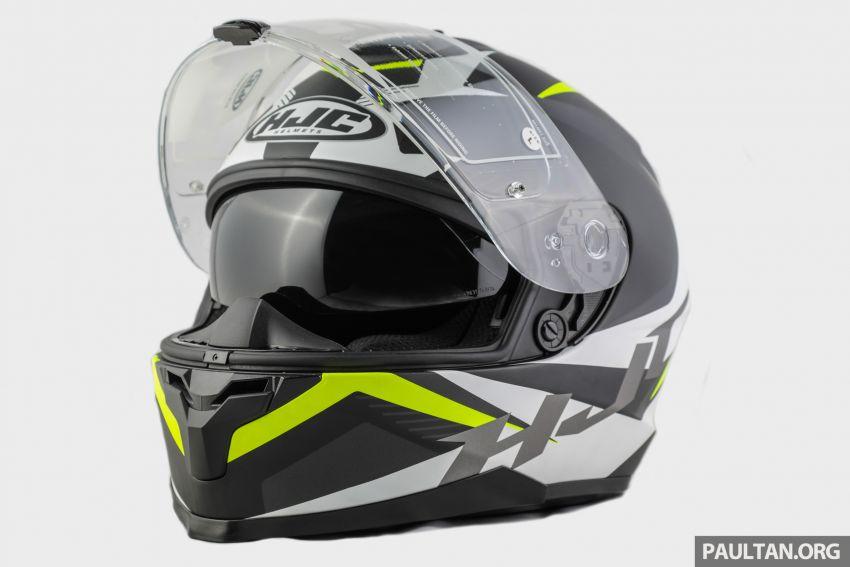 REVIEW: HJC C70 sport touring helmet, RM949 Image #1001124