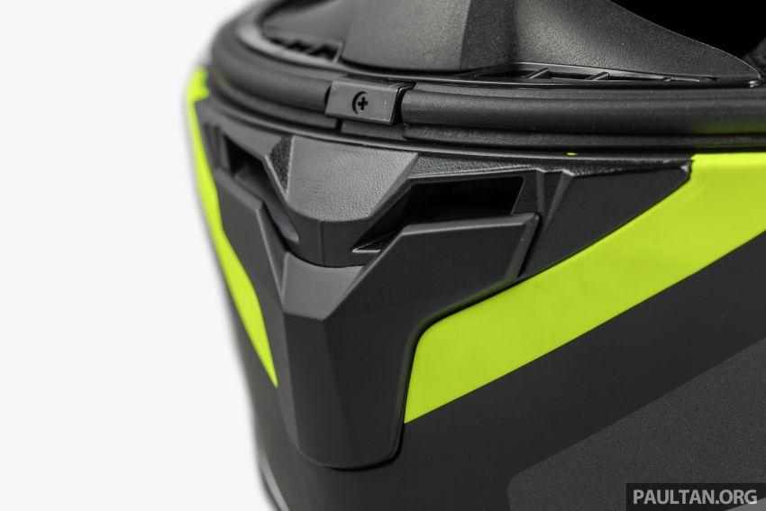 REVIEW: HJC C70 sport touring helmet, RM949 Image #1001128