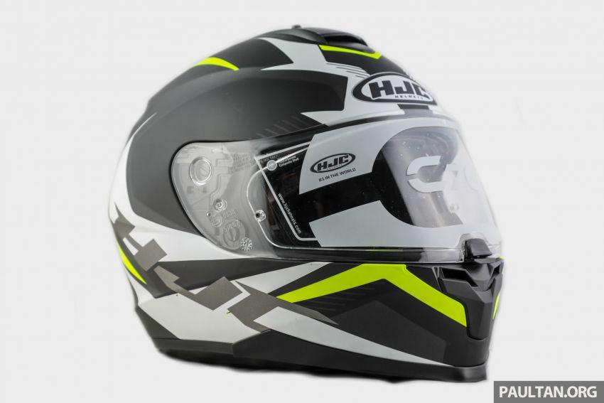 REVIEW: HJC C70 sport touring helmet, RM949 Image #1001122