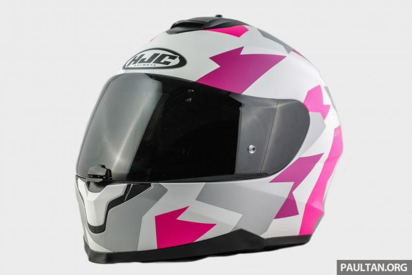 REVIEW: HJC C70 sport touring helmet, RM949 Image #1001129
