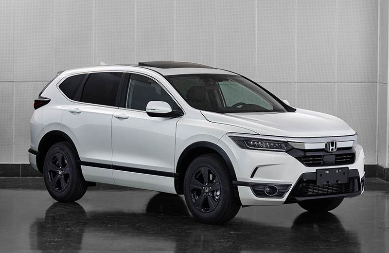 Honda Breeze  – SUV berasaskan CR-V dengan muka seakan Accord generasi baharu, hanya untuk China Image #1001365