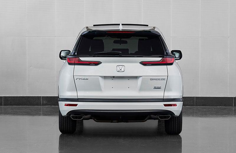 Honda Breeze  – SUV berasaskan CR-V dengan muka seakan Accord generasi baharu, hanya untuk China Image #1001366