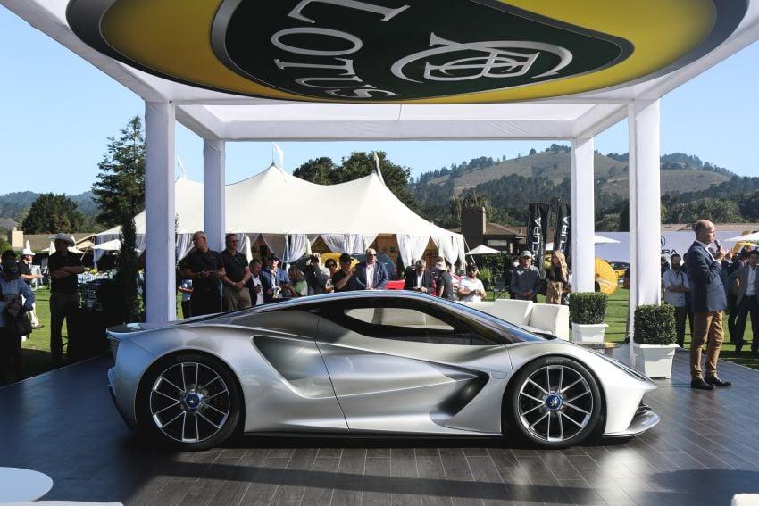 Lotus Evija off to great start, gets double-digit orders Image #1006102