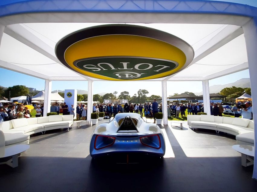 Lotus Evija off to great start, gets double-digit orders Image #1006101