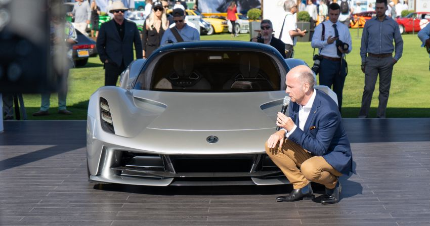 Lotus Evija off to great start, gets double-digit orders Image #1006103