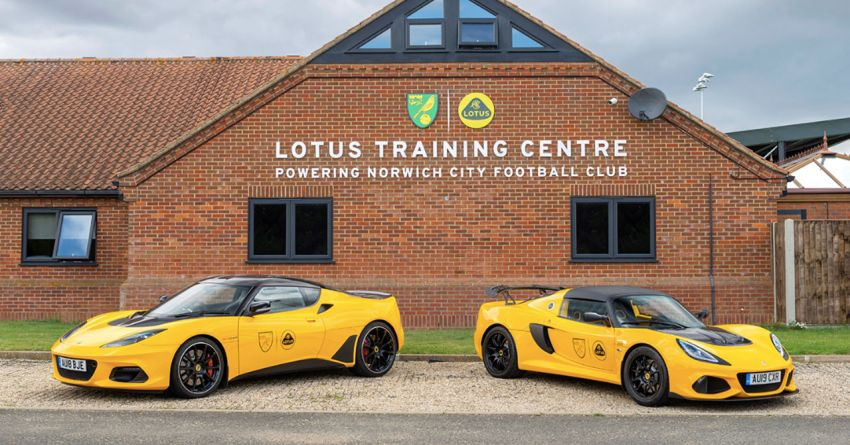 Lotus unveils new logo design as part of brand revamp Image #1000445