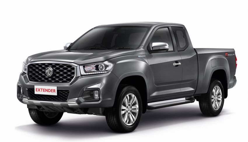 MG Extender pick-up truck launched in Thailand – 161 hp, 375 Nm 2.0L, Maxus T60 with a different badge Image #1001396