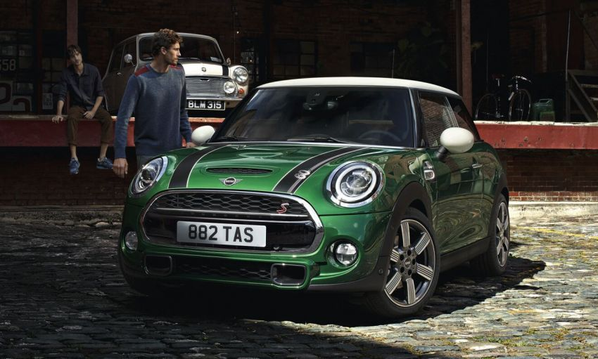 MINI 60 Years Edition launched in Malaysia – RM256k Image #1000417