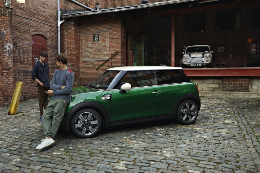 MINI 60 Years Edition launched in Malaysia – RM256k Image #1000418