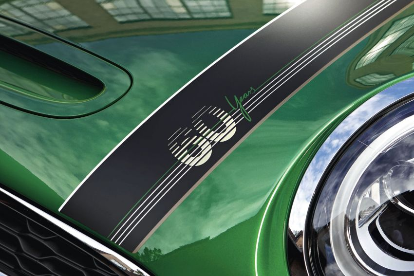 MINI 60 Years Edition launched in Malaysia – RM256k Image #1000411