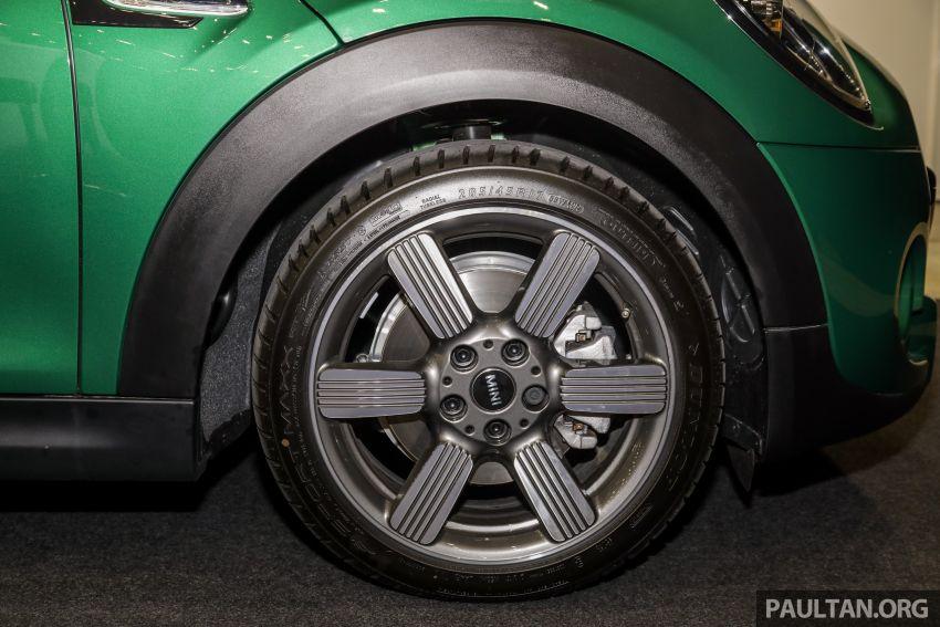 GALERI: MINI 60 Years Edition – varian Cooper S 3 Door Hatchback, terhad 60 unit sahaja, RM256k Image #1002457