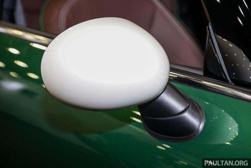 GALERI: MINI 60 Years Edition – varian Cooper S 3 Door Hatchback, terhad 60 unit sahaja, RM256k Image #1002461