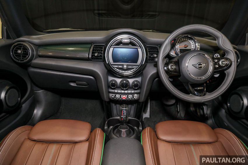 GALERI: MINI 60 Years Edition – varian Cooper S 3 Door Hatchback, terhad 60 unit sahaja, RM256k Image #1002469