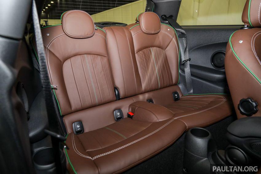 GALERI: MINI 60 Years Edition – varian Cooper S 3 Door Hatchback, terhad 60 unit sahaja, RM256k Image #1002483
