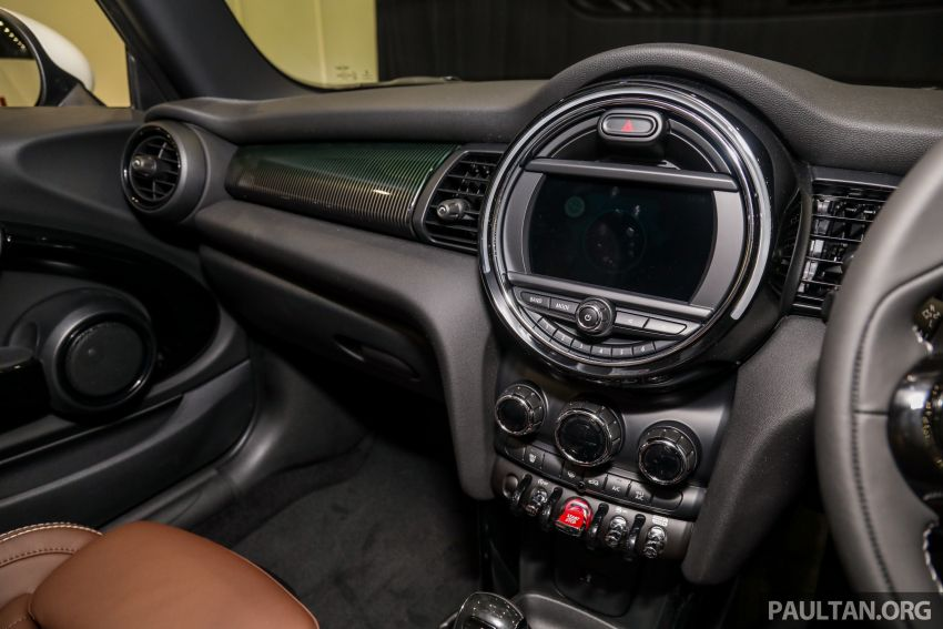 GALERI: MINI 60 Years Edition – varian Cooper S 3 Door Hatchback, terhad 60 unit sahaja, RM256k Image #1002475