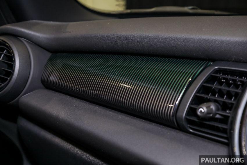 GALERI: MINI 60 Years Edition – varian Cooper S 3 Door Hatchback, terhad 60 unit sahaja, RM256k Image #1002481