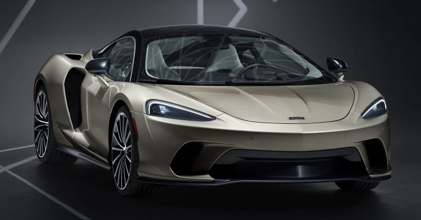 McLaren GT by MSO to be presented at Pebble Beach Image #1001377