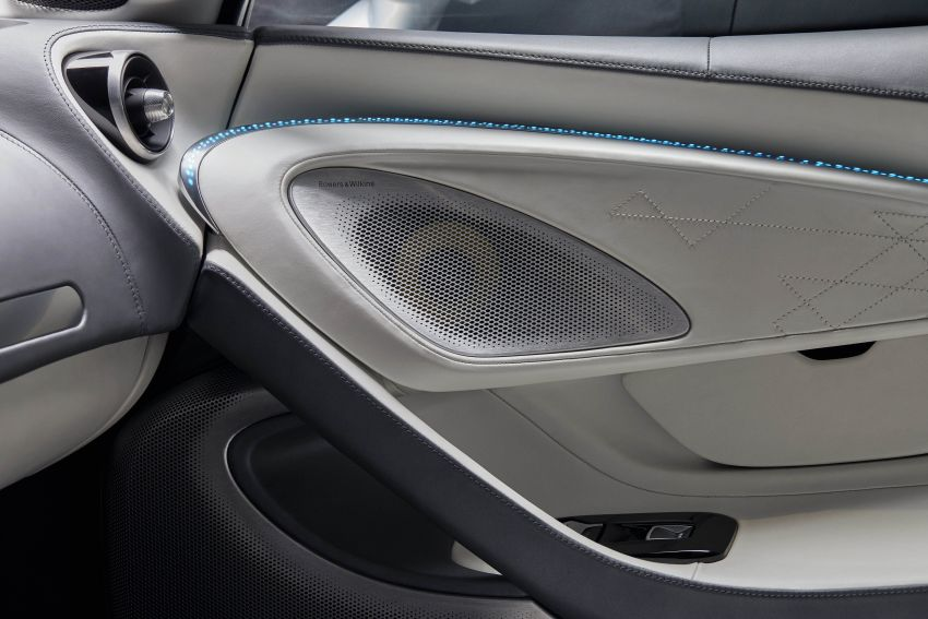 McLaren GT by MSO to be presented at Pebble Beach Image #1001388