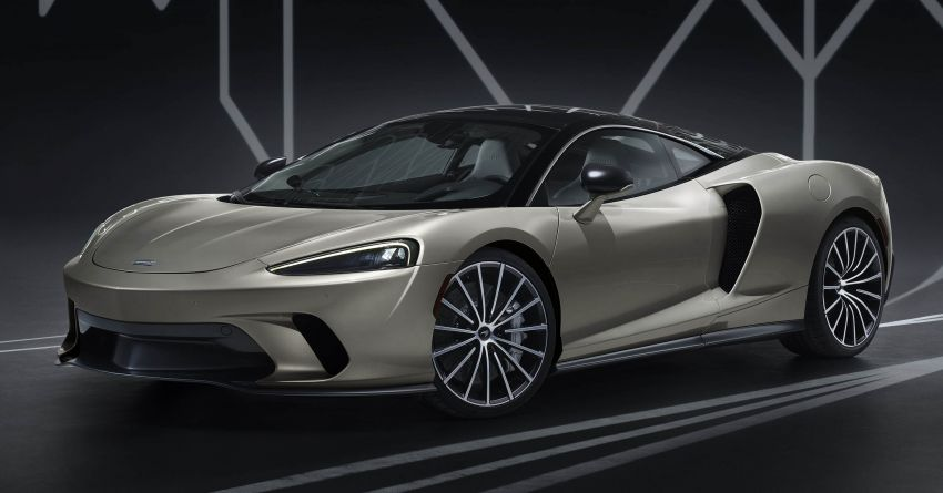 McLaren GT by MSO to be presented at Pebble Beach Image #1001378
