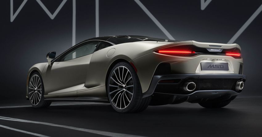 McLaren GT by MSO to be presented at Pebble Beach Image #1001379