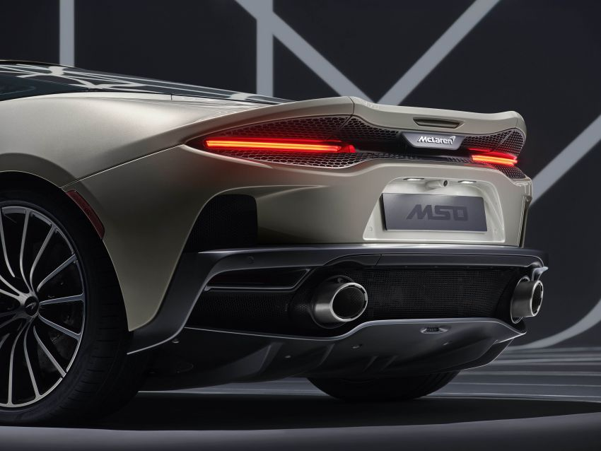 McLaren GT by MSO to be presented at Pebble Beach Image #1001381