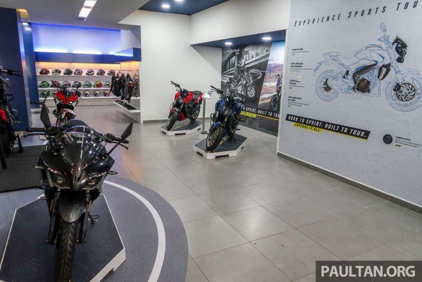 Modenas Power Store pertama dibuka di Kota D'sara Image #1006380