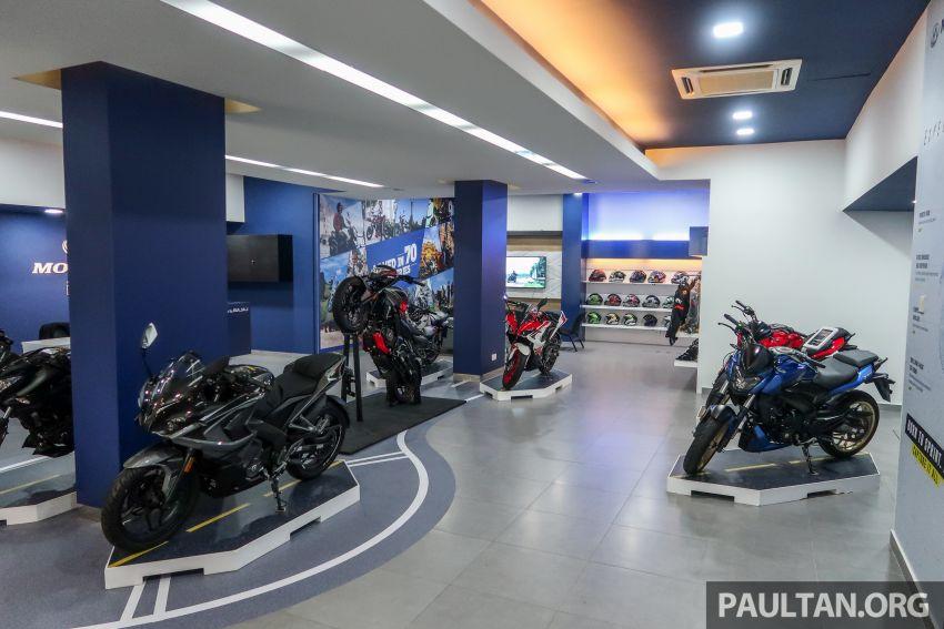 Modenas Power Store pertama dibuka di Kota D'sara Image #1006381