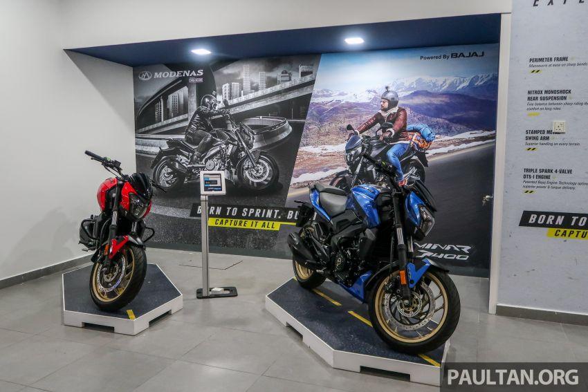 Modenas Power Store pertama dibuka di Kota D'sara Image #1006384