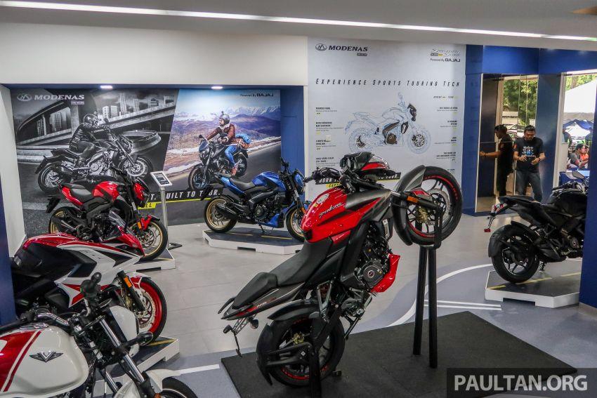 Modenas Power Store pertama dibuka di Kota D'sara Image #1006385