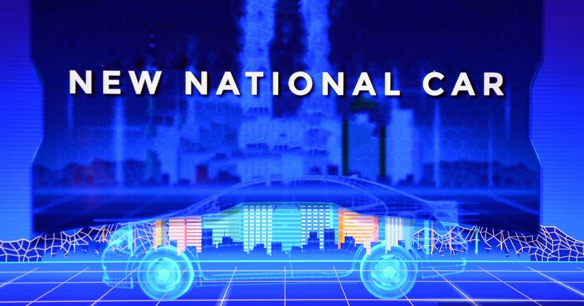 DreamEdge's share structure has nothing to do with the new national car project, according to an insider Image #1001258