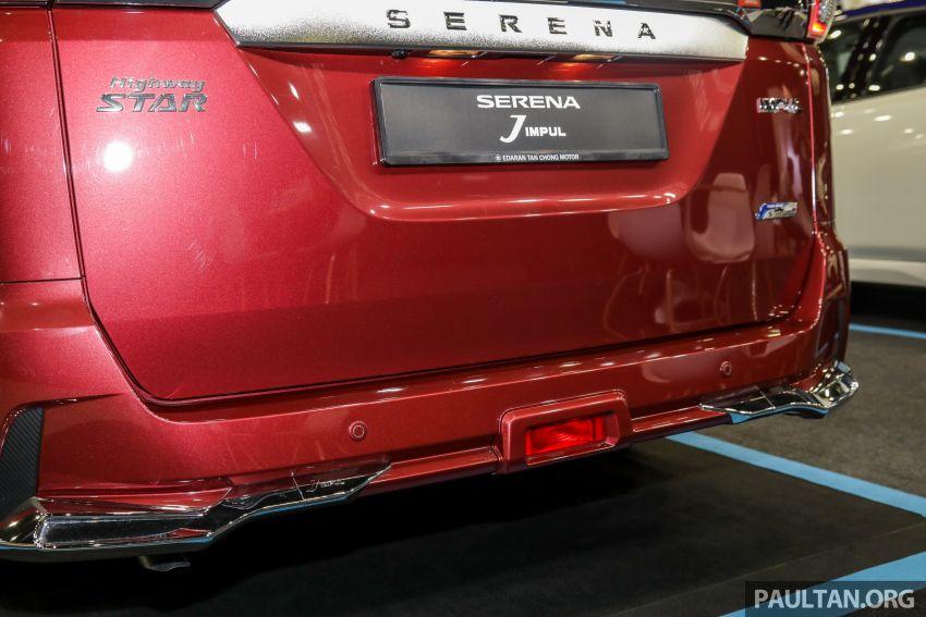 GALLERY: C27 Nissan Serena <em>J</em> Impul – from RM148k Image #1002577