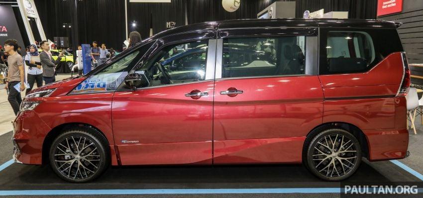 GALLERY: C27 Nissan Serena <em>J</em> Impul – from RM148k Image #1002550