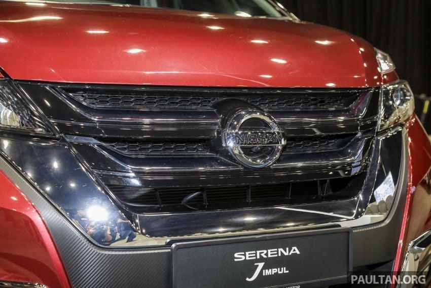 GALLERY: C27 Nissan Serena <em>J</em> Impul – from RM148k Image #1002560