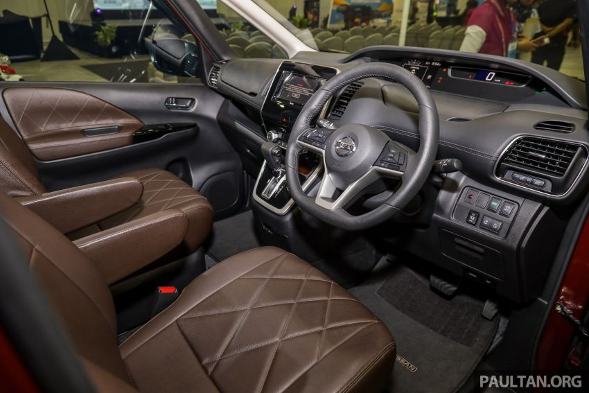 GALLERY: C27 Nissan Serena <em>J</em> Impul – from RM148k Image #1002584