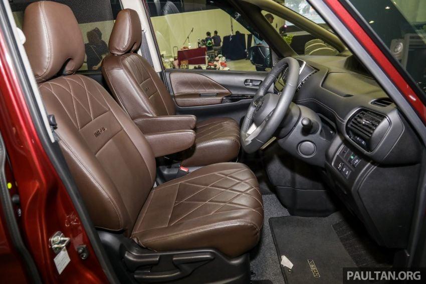 GALLERY: C27 Nissan Serena <em>J</em> Impul – from RM148k Image #1002588