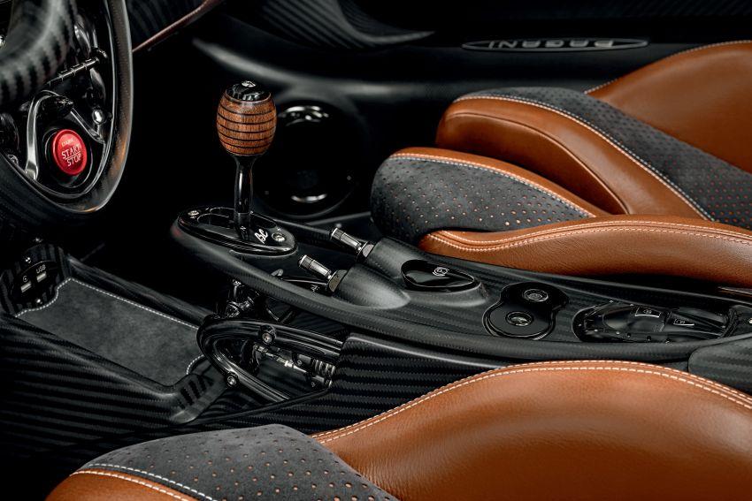 Pagani Huayra Roadster BC – 791 hp, harga RM11 juta Image #996281
