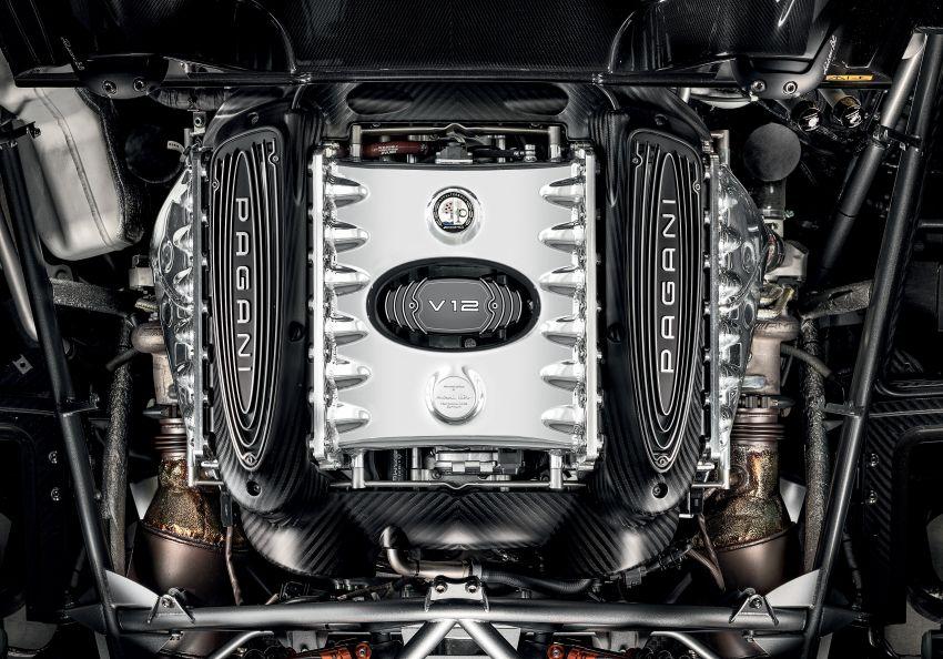 Pagani Huayra Roadster BC – 791 hp, harga RM11 juta Image #996278