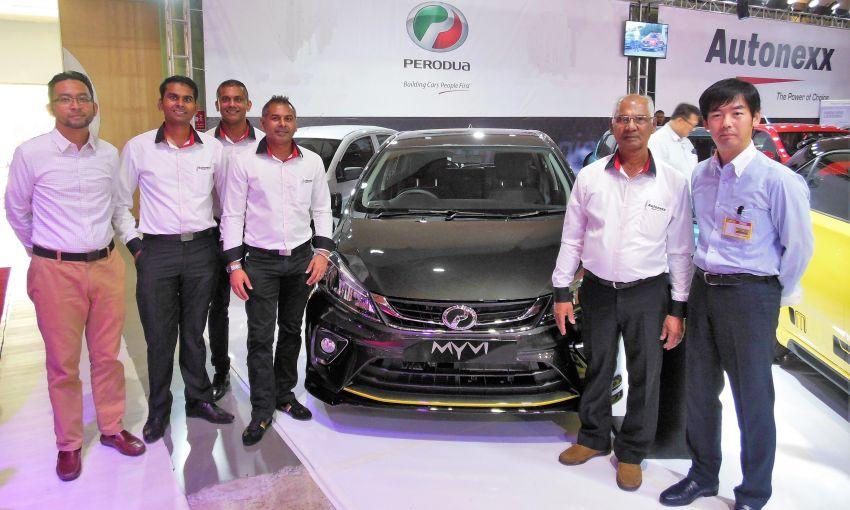 Perodua Myvi introduced in Mauritius – RM81k-90k Image #998041
