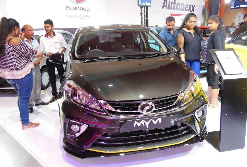 Perodua Myvi introduced in Mauritius – RM81k-90k Image #998043