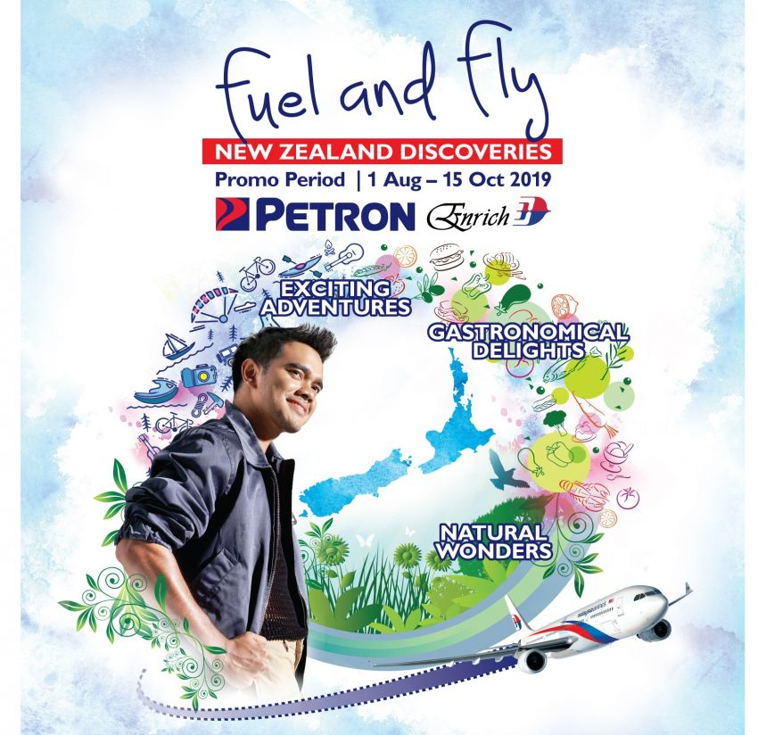 Petron Fuel & Fly – win a trip for two to New Zealand! Image #996110