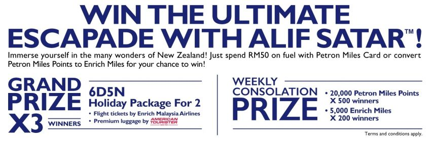 Petron Fuel & Fly – win a trip for two to New Zealand! Image #996109