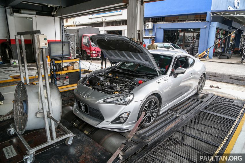 VIDEO: RON100 versus RON95 in Malaysia – can Petron Blaze100 fuel provide more hp and torque? Image #1009349