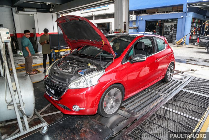 VIDEO: RON100 versus RON95 in Malaysia – can Petron Blaze100 fuel provide more hp and torque? Image #1009337
