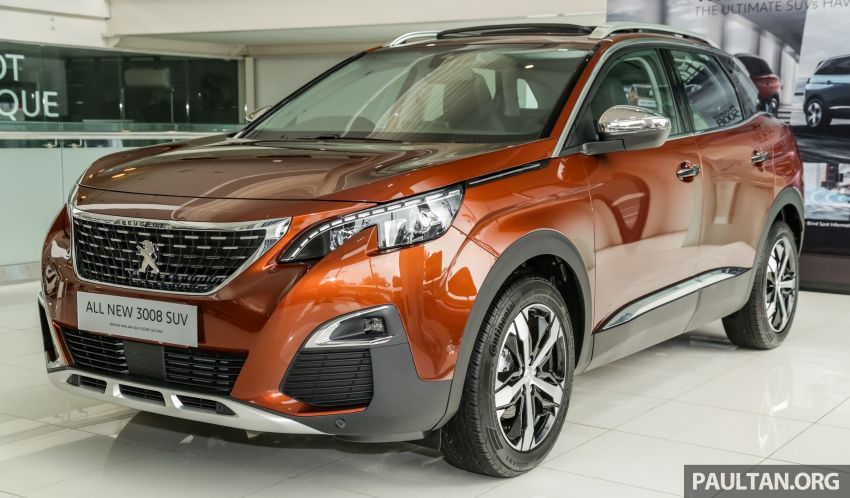 2019 Peugeot 3008 Plus, 5008 Plus CKD launched in Malaysia –  from RM151k; 1.6L Active, Allure variants Image #1007254