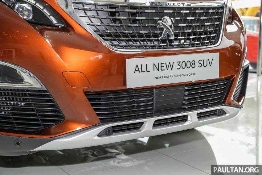 2019 Peugeot 3008 Plus, 5008 Plus CKD launched in Malaysia –  from RM151k; 1.6L Active, Allure variants Image #1007265