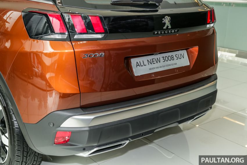 2019 Peugeot 3008 Plus, 5008 Plus CKD launched in Malaysia –  from RM151k; 1.6L Active, Allure variants Image #1007280
